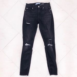 7 for All Mankind b(air) Distressed Jean